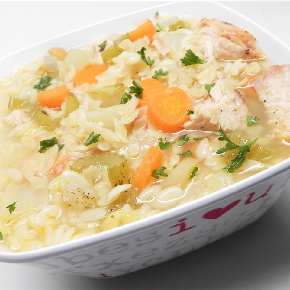 Chicken Apple Soup Tomsyco