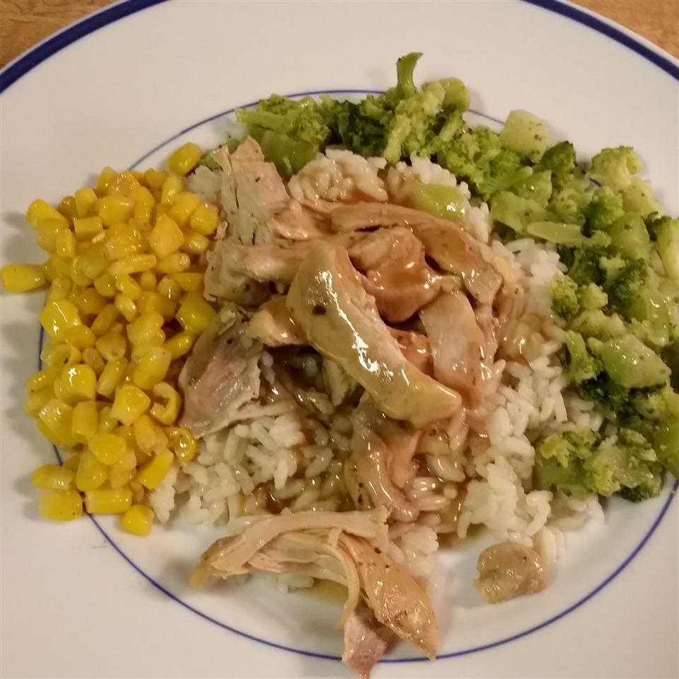Chicken Oreganato Beverly Wingham