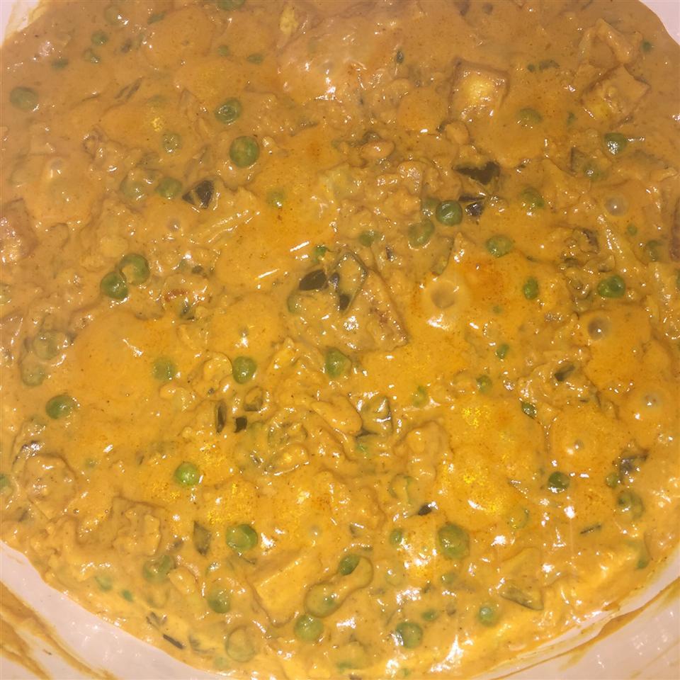 Cauliflower and Tofu Masala Sarah Lynn Zander