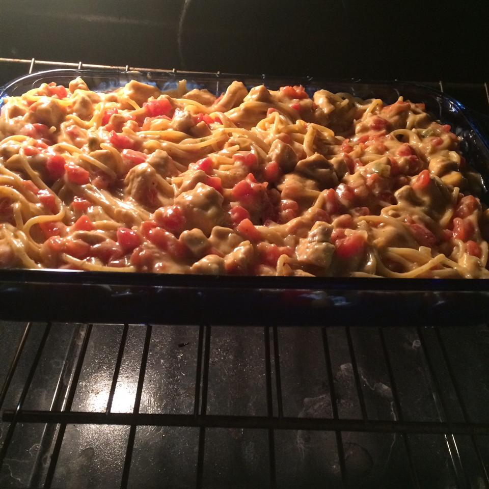 Easy Mexican Chicken Spaghetti Sarah Massey