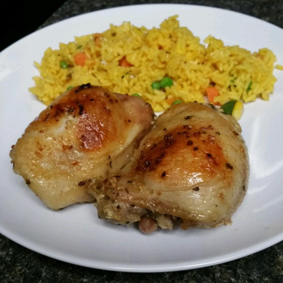 Mojo Roast Chicken (Pollo Asado) karmicflower