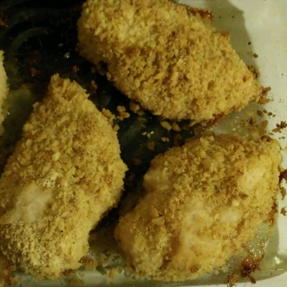 Easy Crispy Baked Chicken