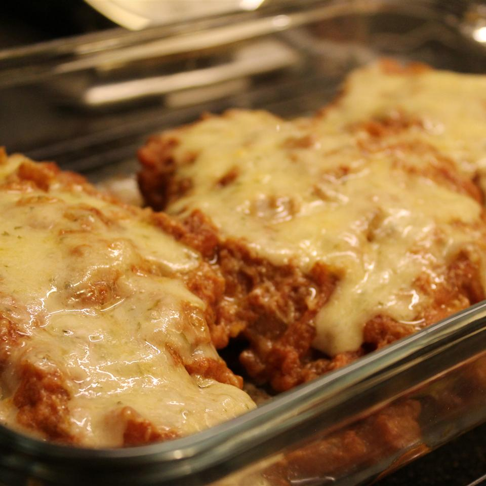 Homemade Chicken Parmigiana image