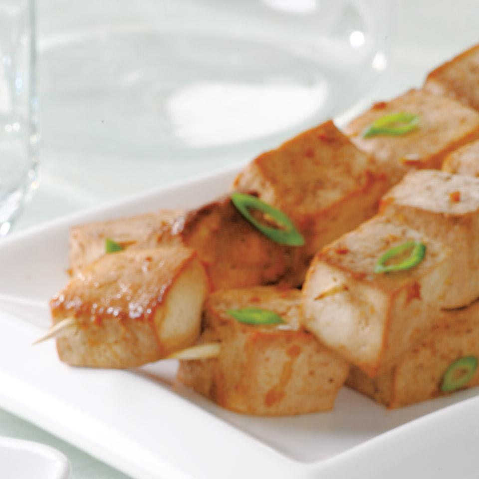 Indonesian Tofu Satays EatingWell Test Kitchen