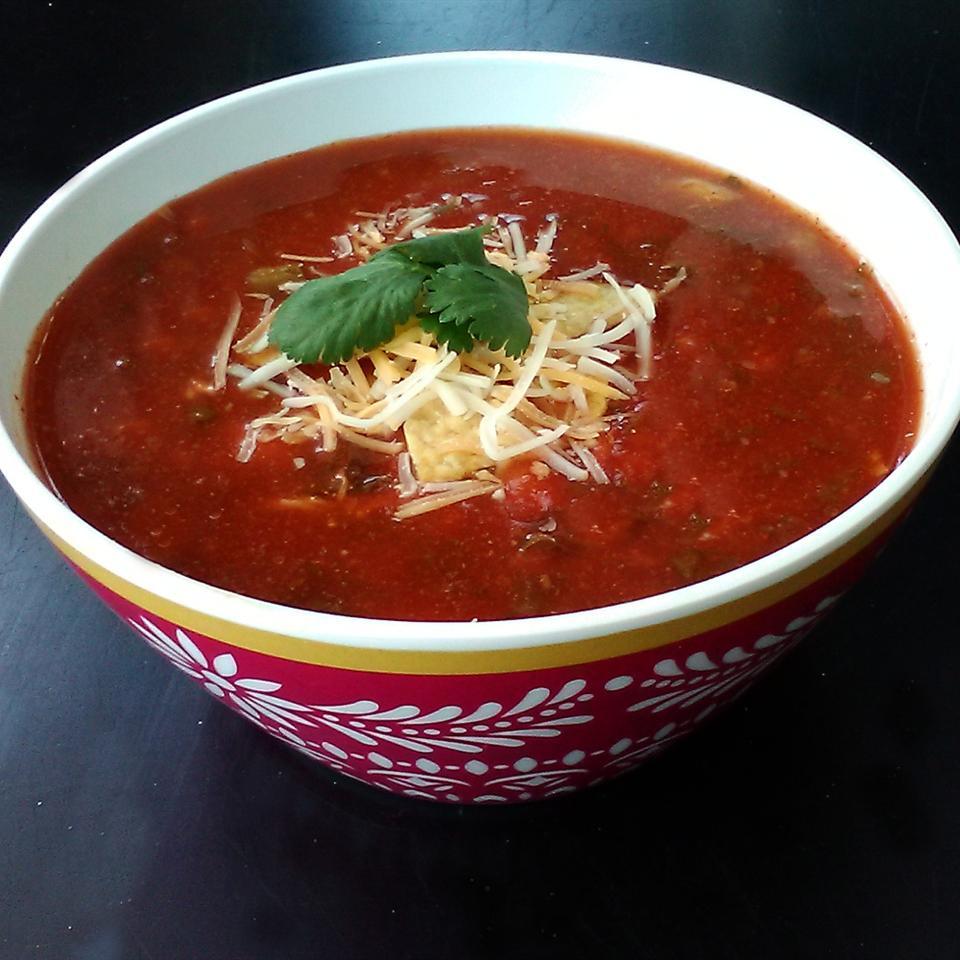 Texas Chicken Vegetable Soup BaysChick