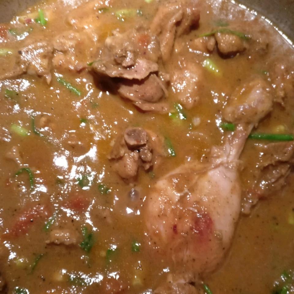 Burmese Chicken Curry MD