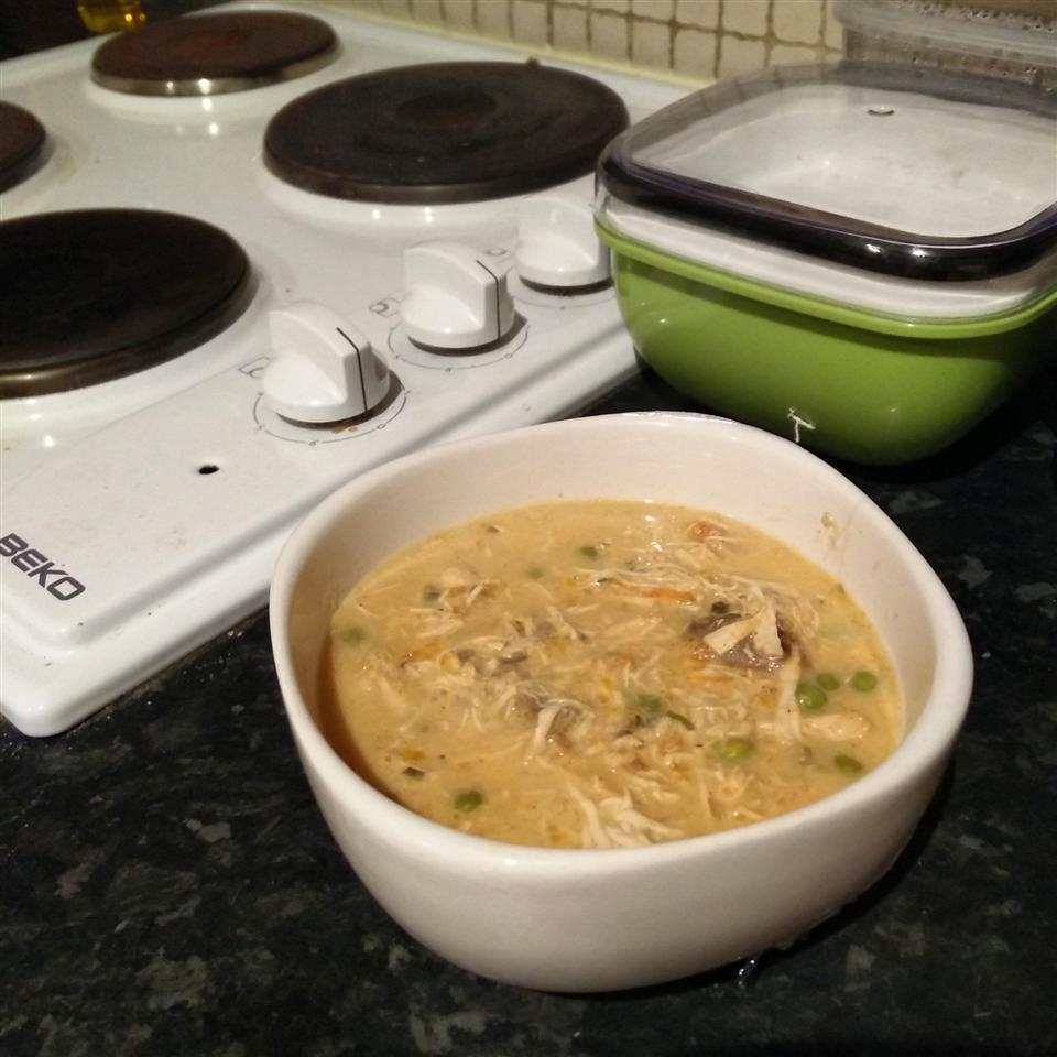 Slow-Cooker Pantry Chicken Stew Sean Lynch