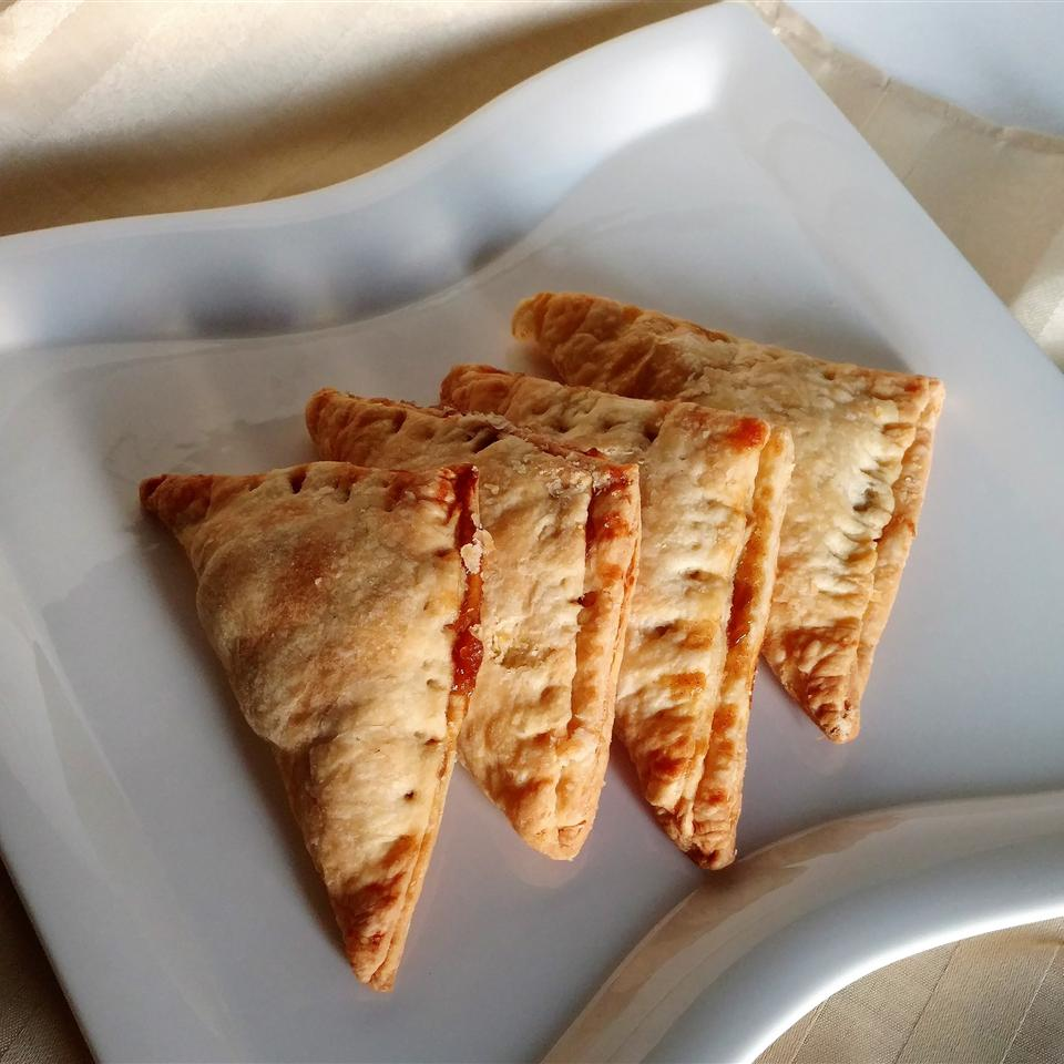 Eggless Puff Pastry Carrie C.