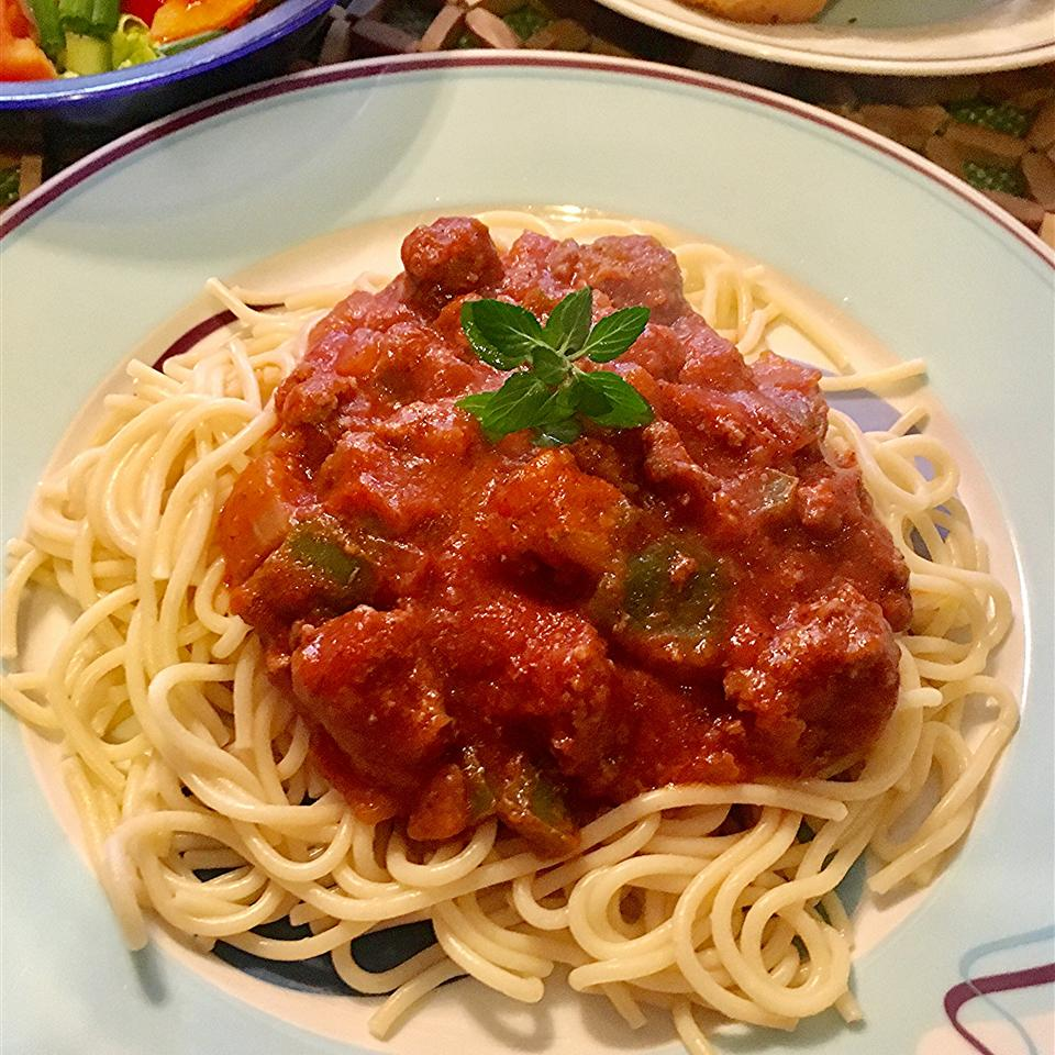 Danny's Homemade Fresh Ingredients Spaghetti Sauce