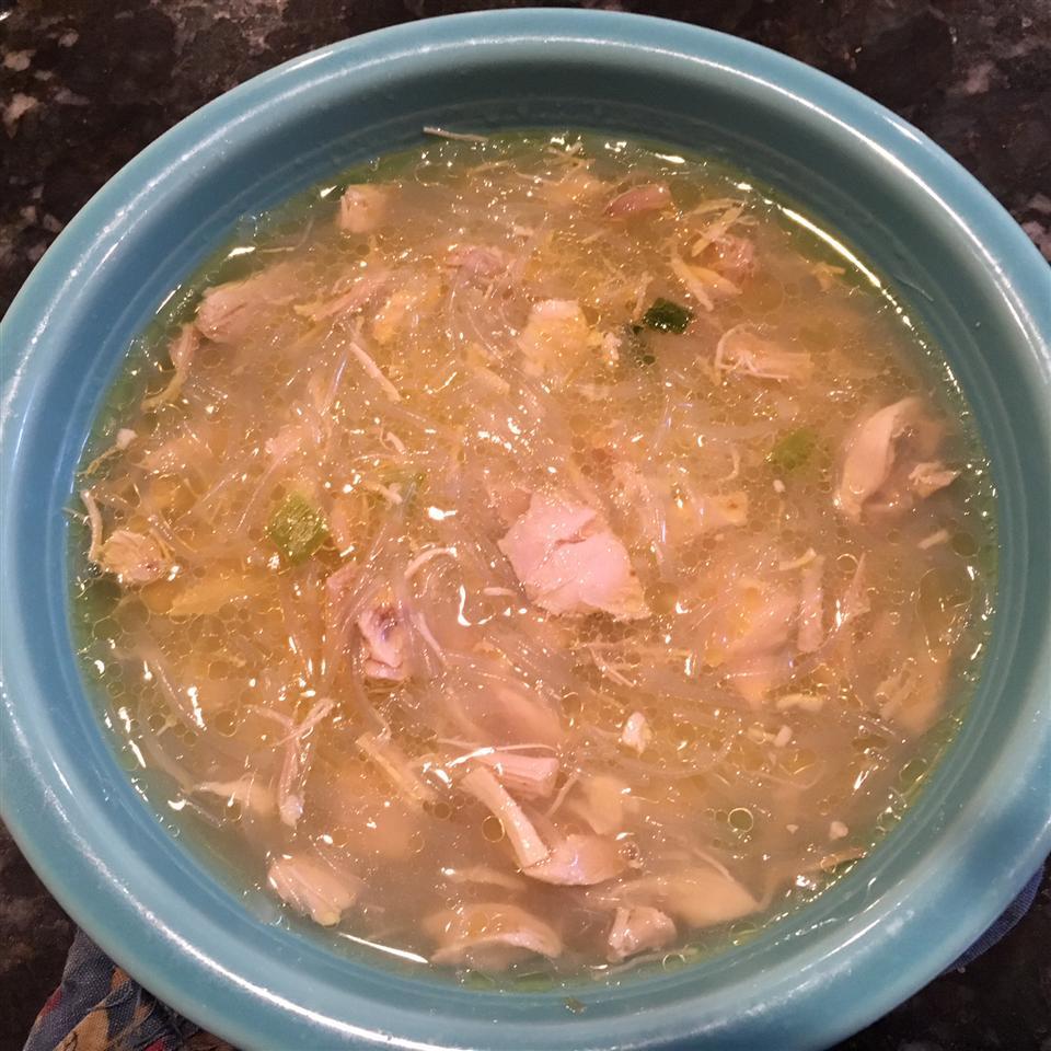 Chicken Long Rice Soup Kristin K