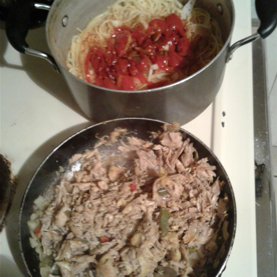 Family Favorite Chicken Lo Mein