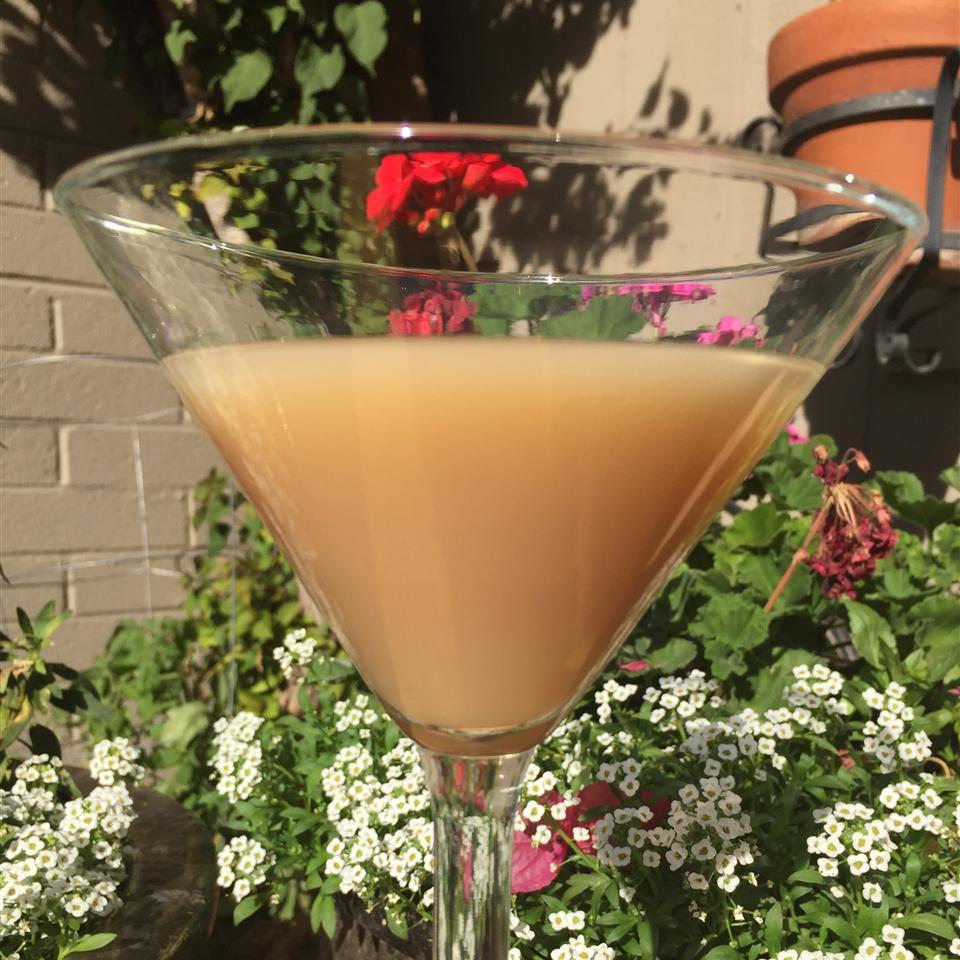 Brownie Martini