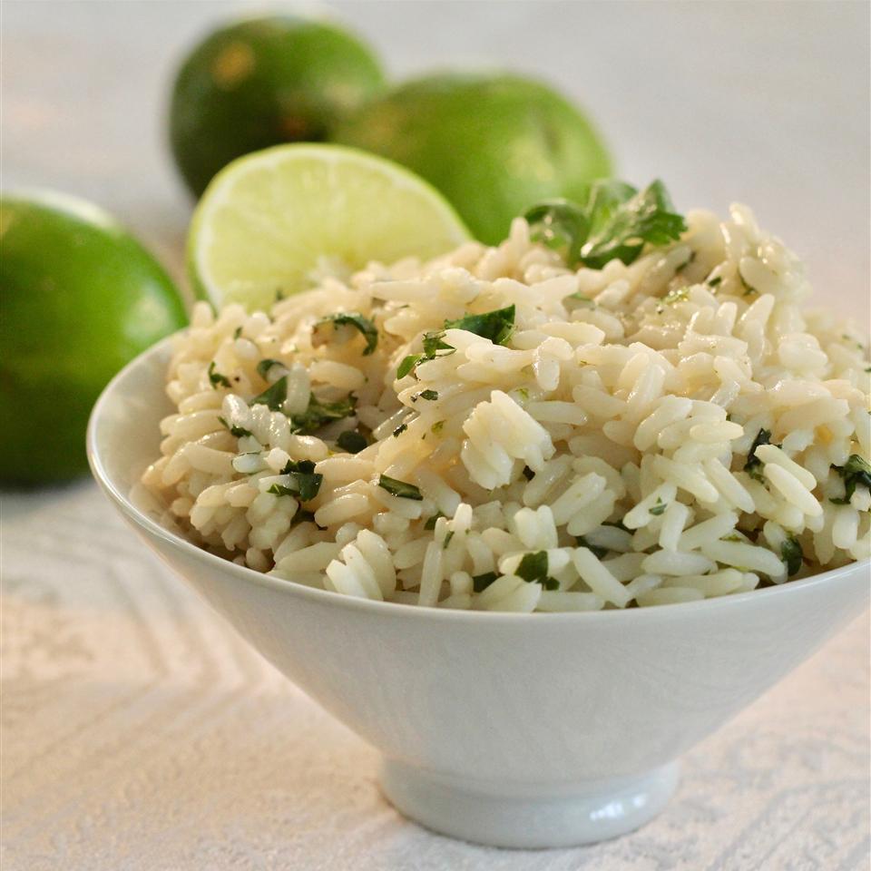 Lime Cilantro Rice_image