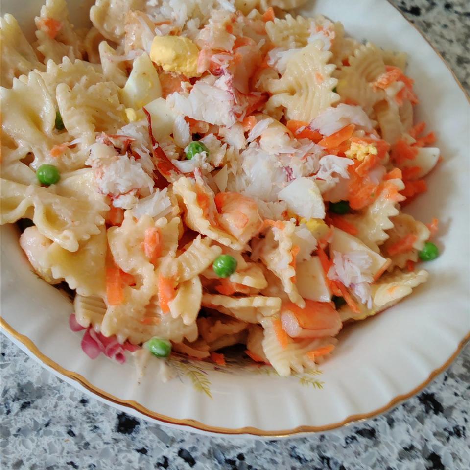 Kahala's Macaroni Seafood Salad