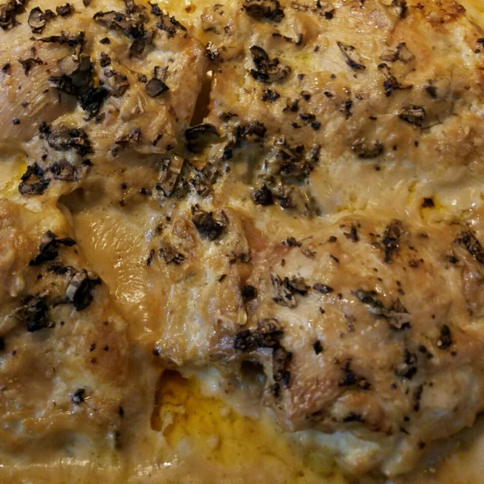 Chicken In Sour Cream Shadouwolf