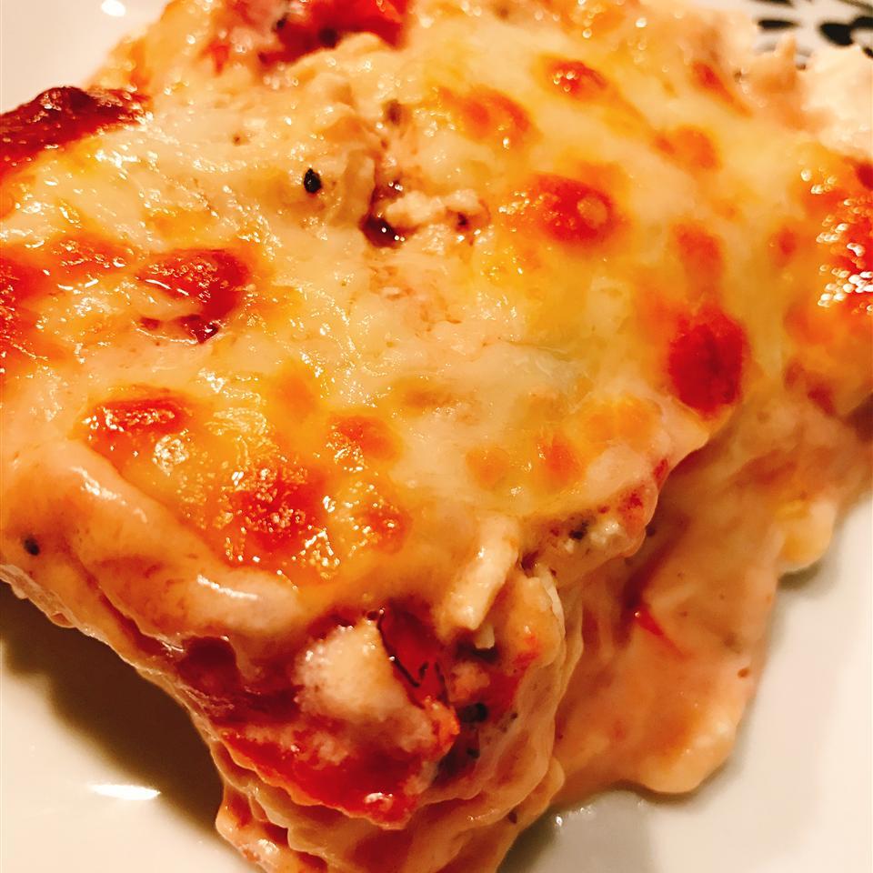 Chicken Alfredo Lasagna ambernina92