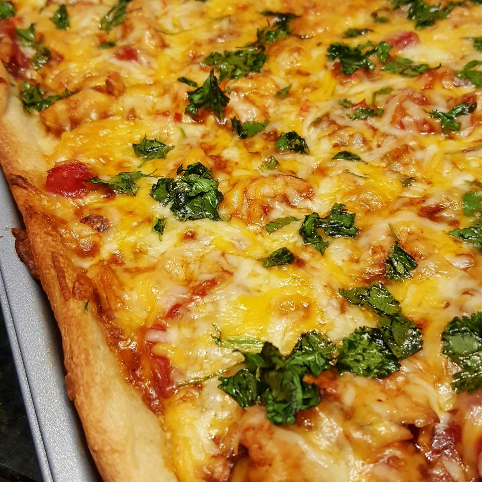 Quick and Easy BBQ Pizza