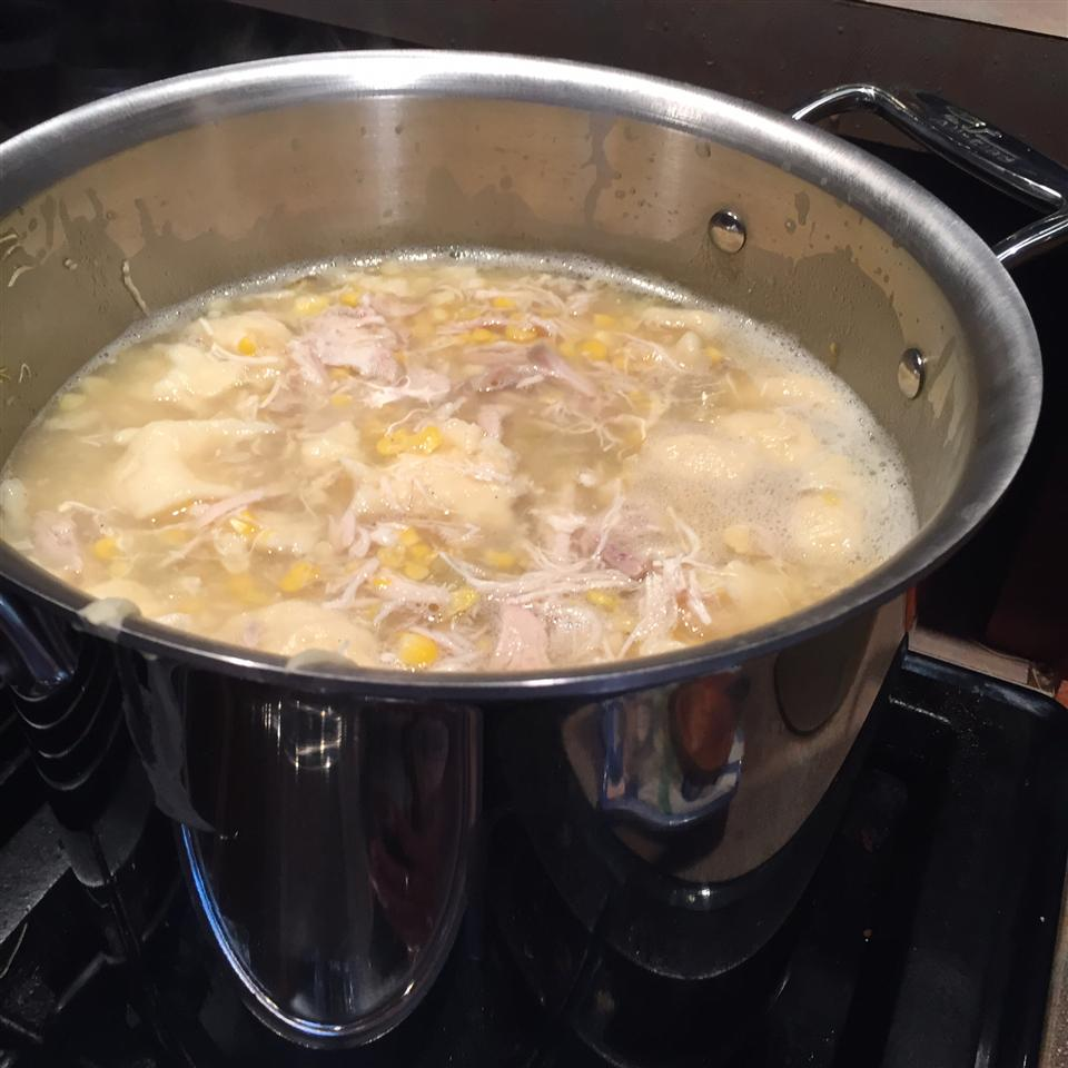 Best Pennsylvania Dutch Chicken Corn Soup DonFosson