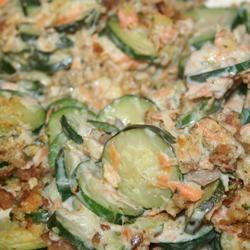 Summer Zucchini Casserole mcqueenbee