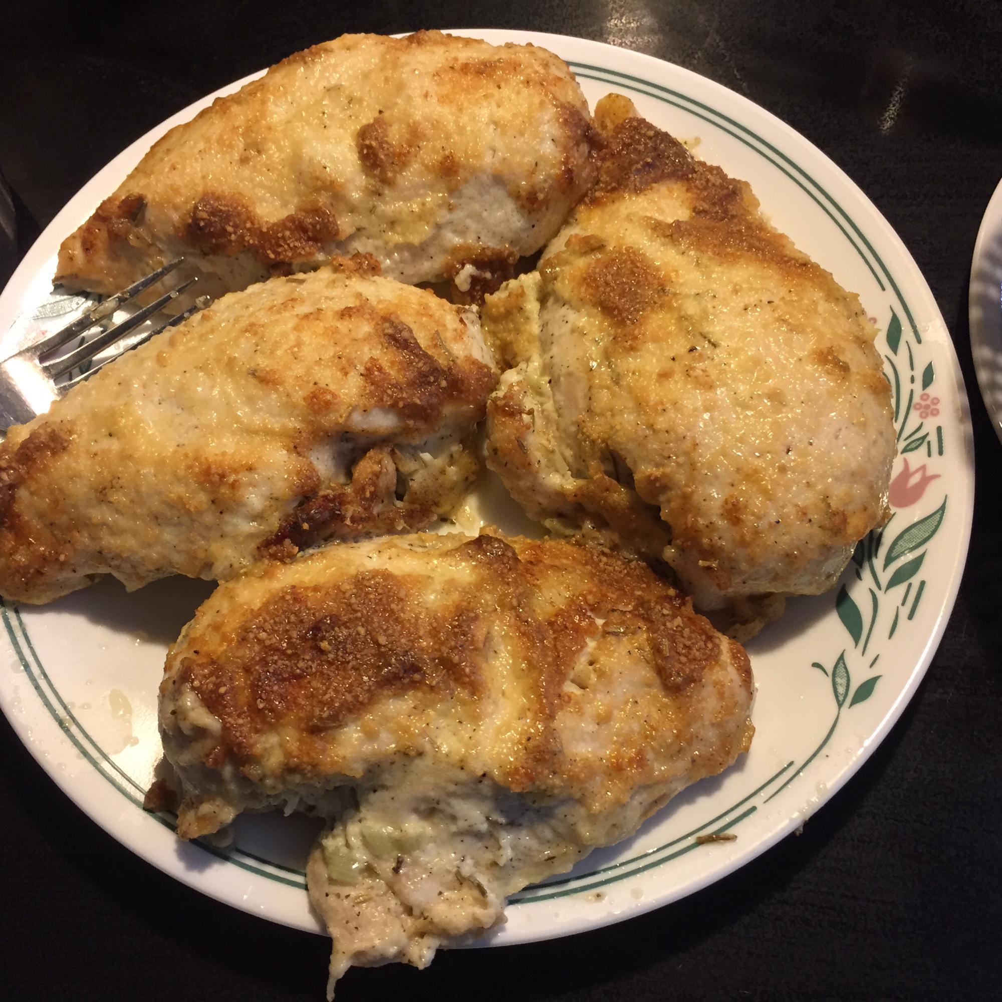 Mayo Chicken