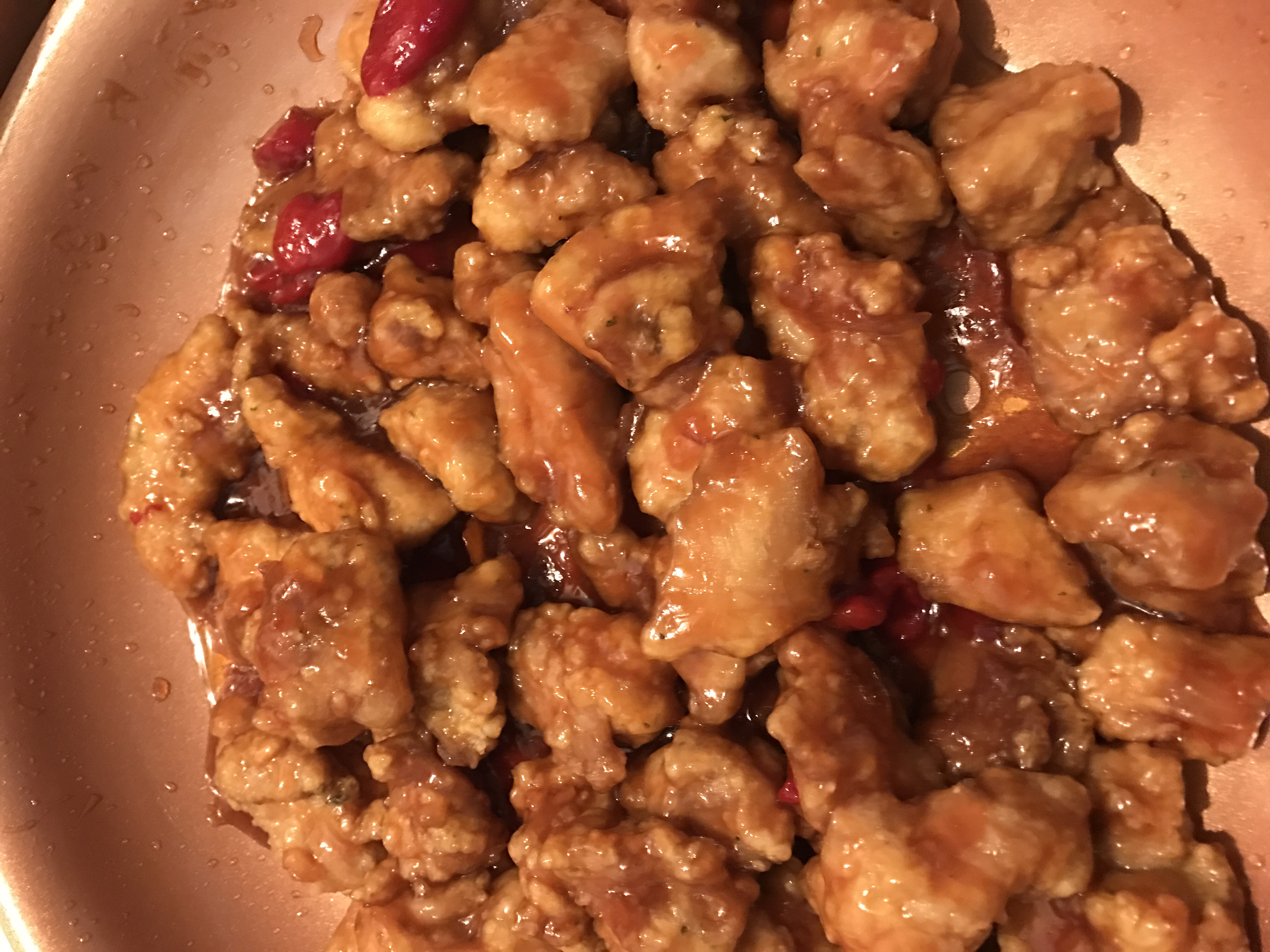 General Tsao's Chicken II Annette Velez