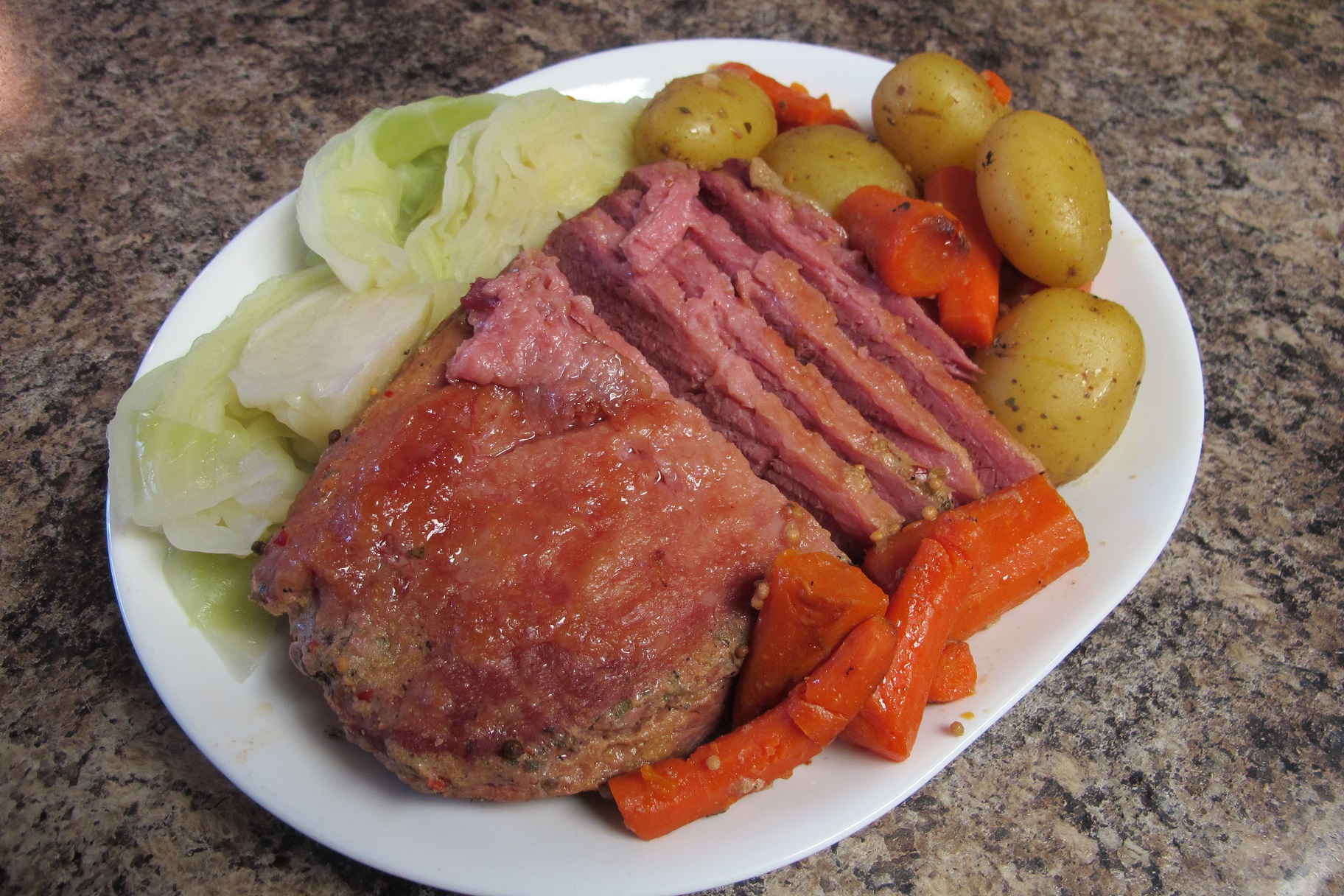Spicy and Tender Corned Beef CarolAnne