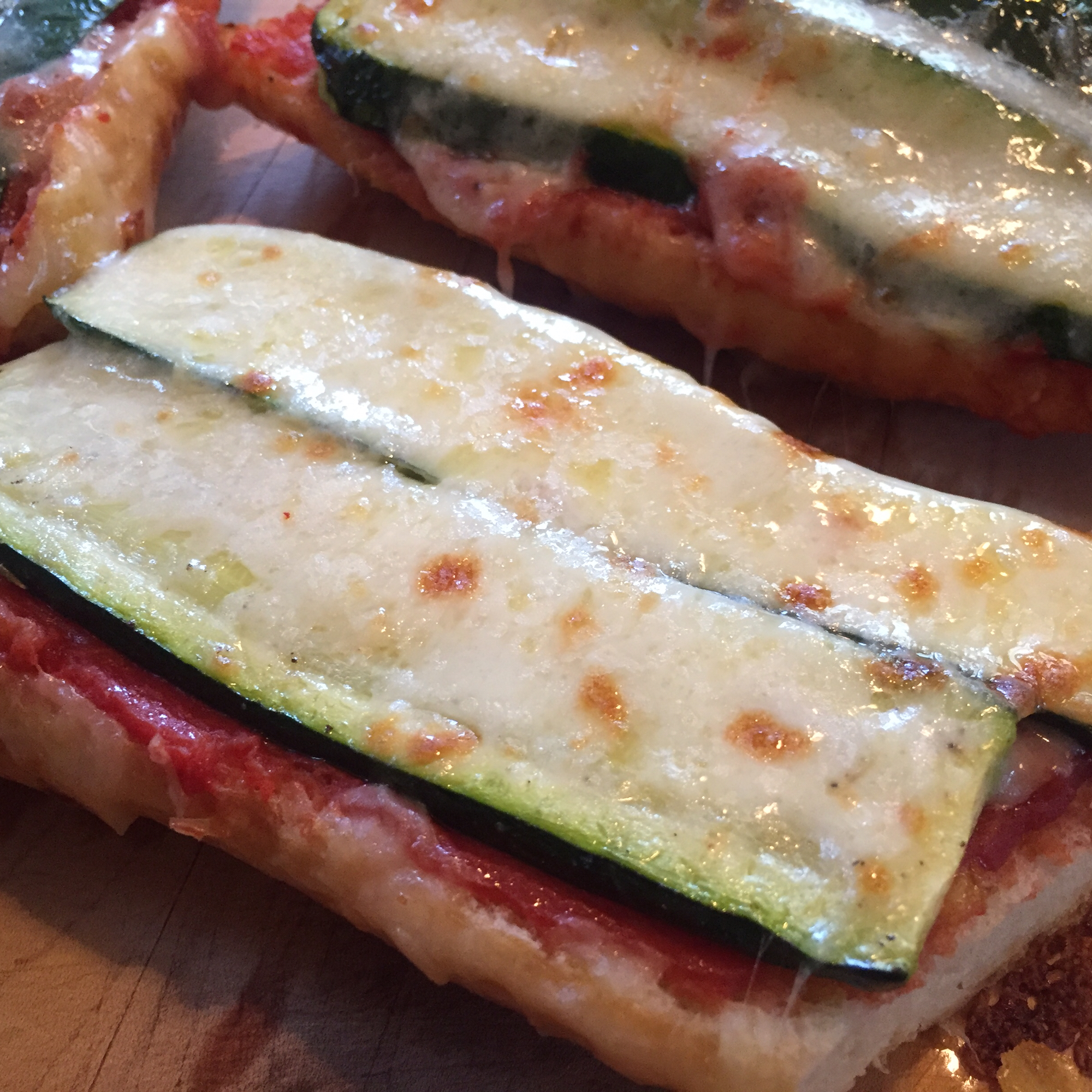 Fabulous Zucchini Grinders vburrito