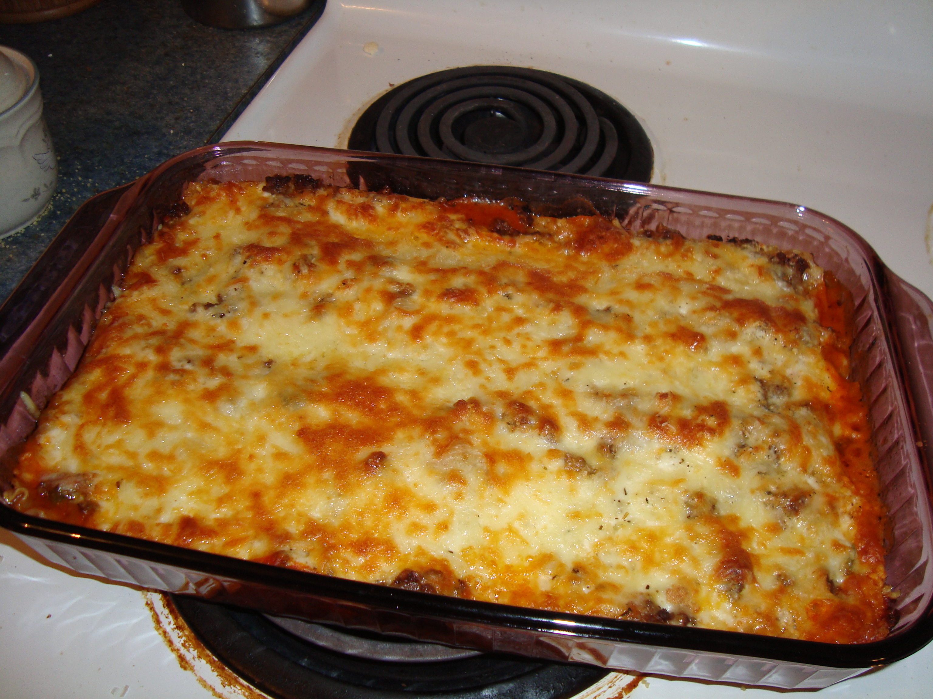 French-Style Lasagna Melody