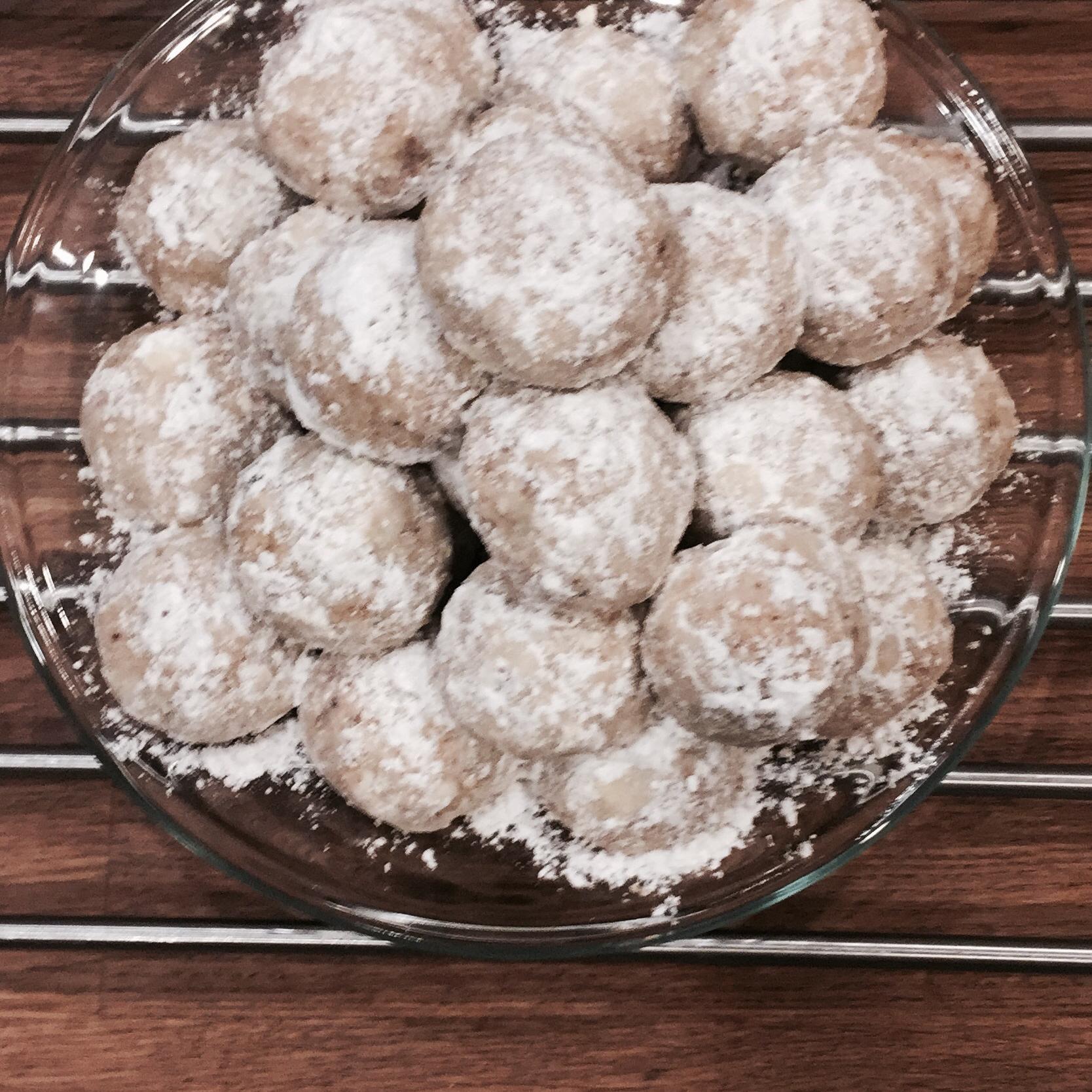 Mexican Wedding Cookies Recipe Allrecipes Com Allrecipes