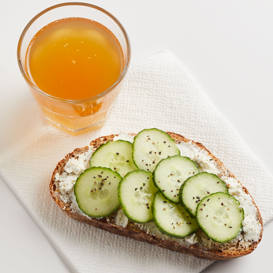 Cucumber Sandwich Breana Killeen