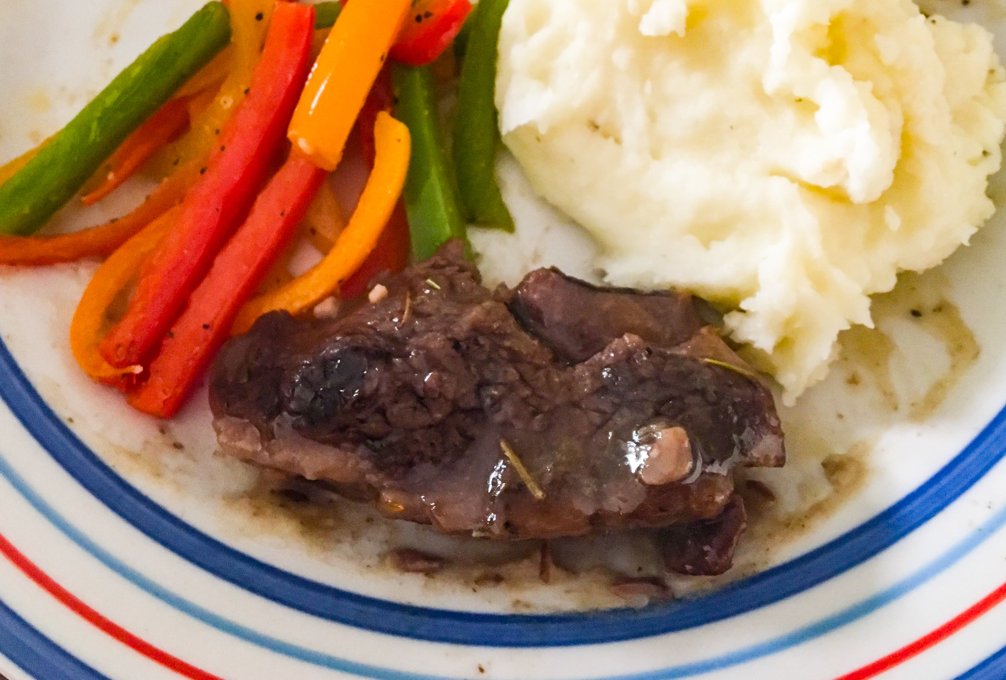 Slow Cooker Lamb Chops