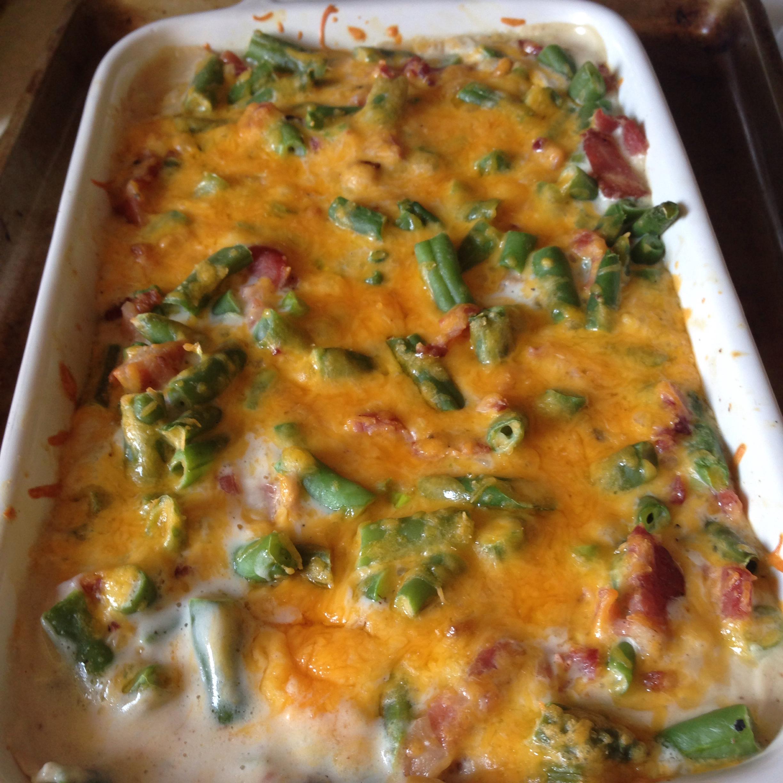 Crunchy Green Bean Casserole_image