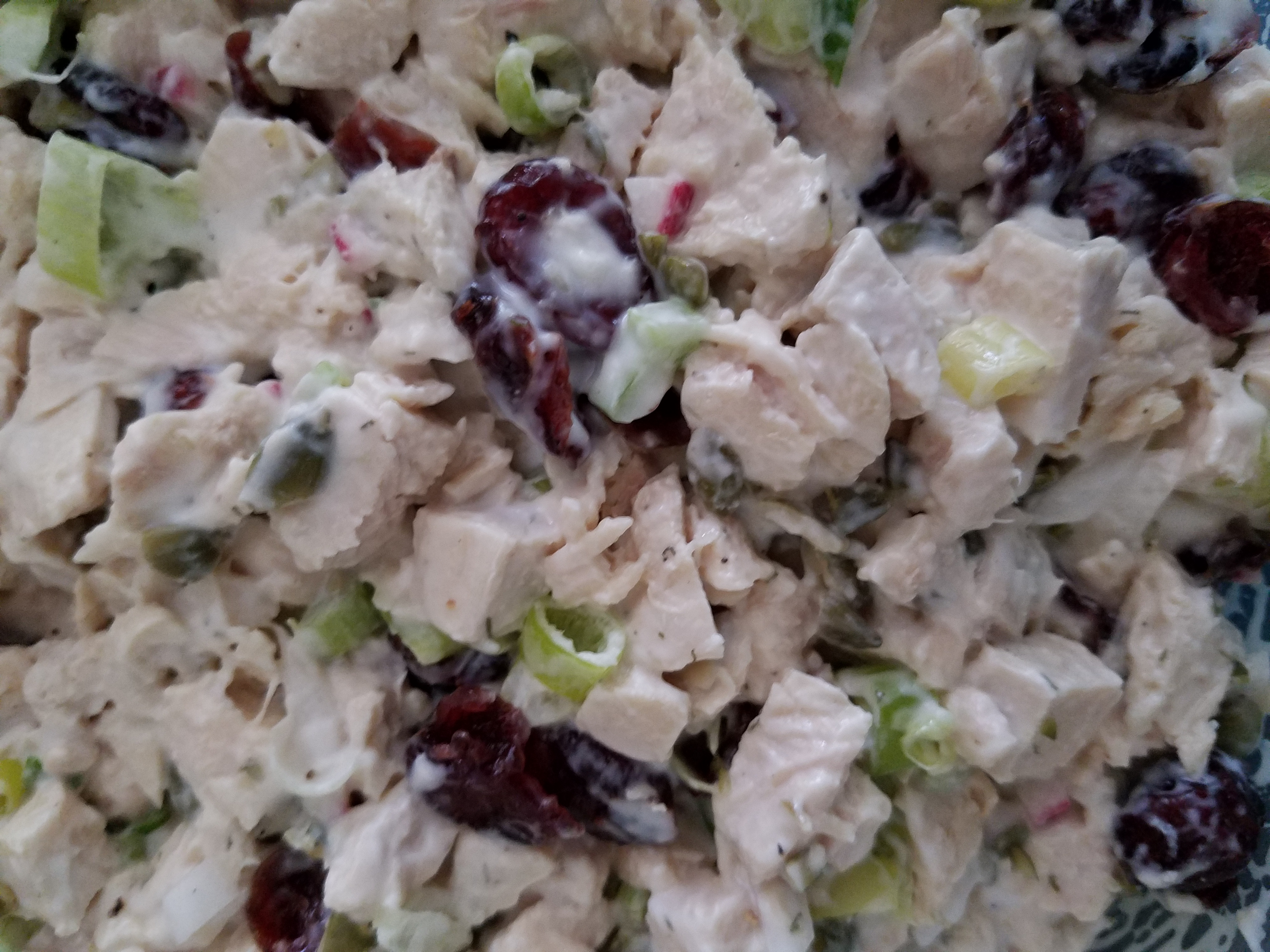 Rachel's Cranberry Chicken Salad shibish4