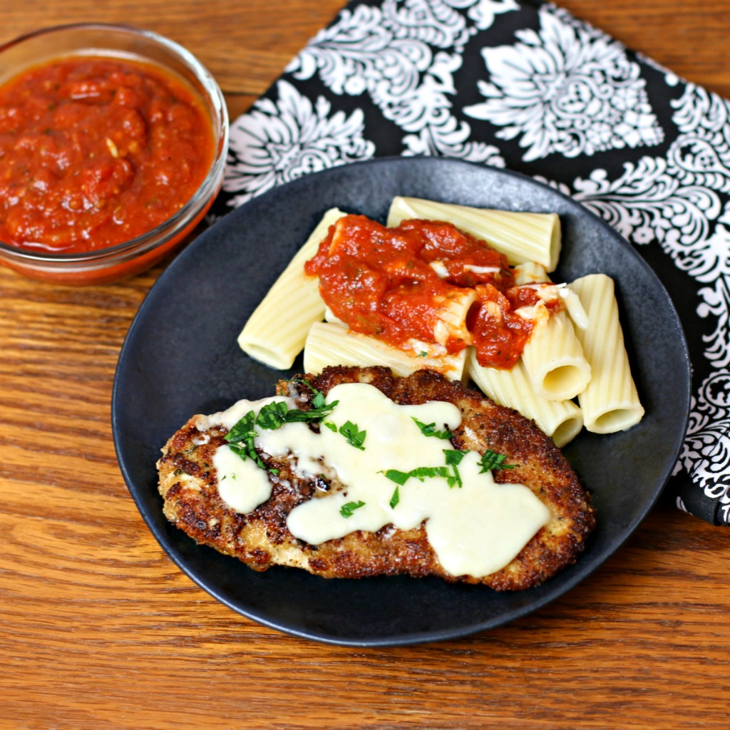 Best Chicken Parmesan Culinary Envy