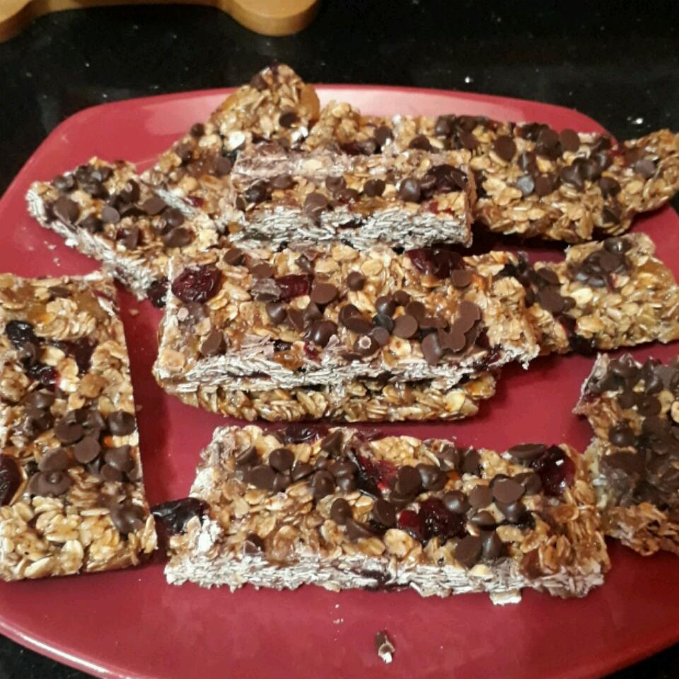 Fruity Granola Bars