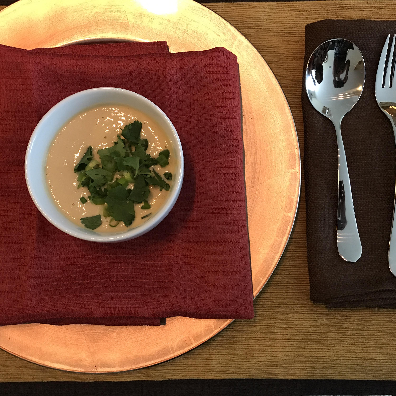 Chilled Corn Soup Sheryl B