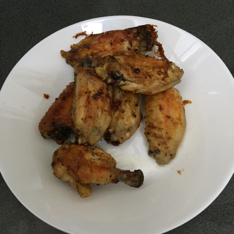 Lemon Pepper Chicken Wings Outlander71