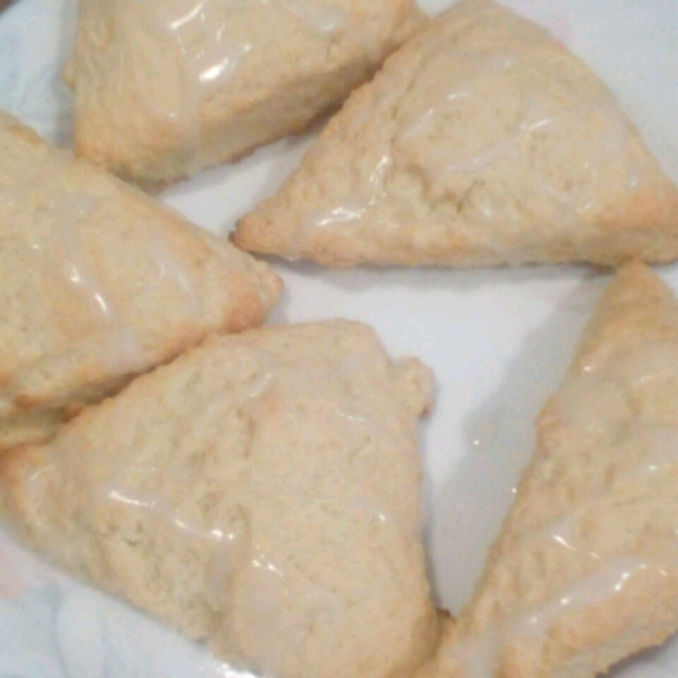 Light as a Feather  Scones