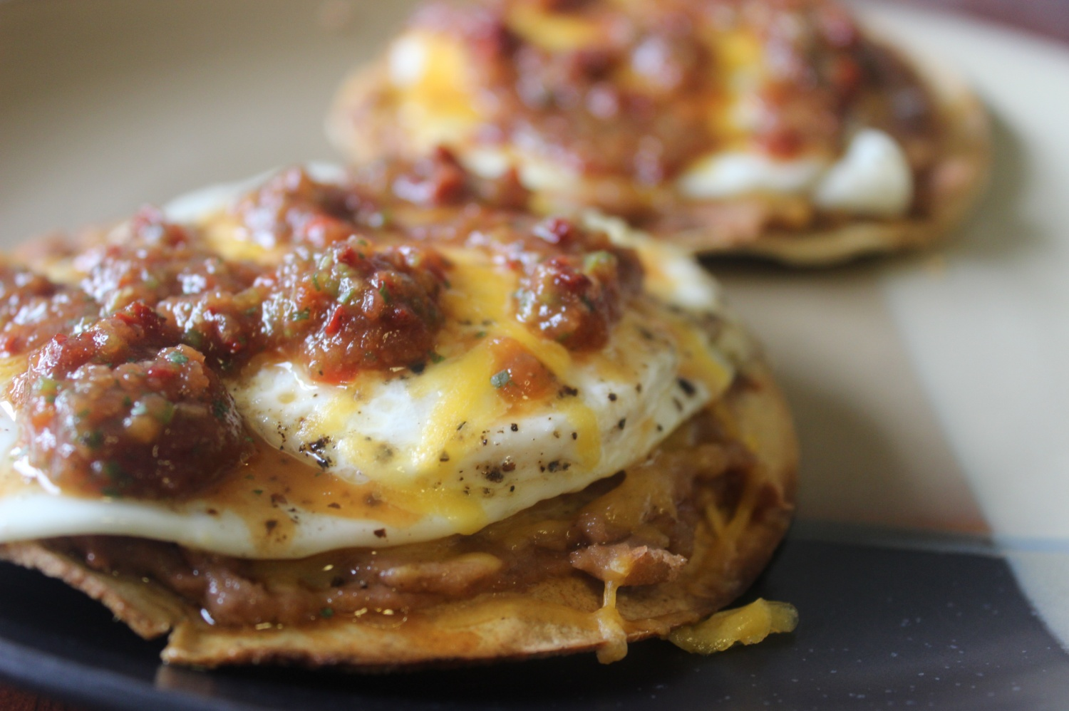 Quick and Easy Huevos Rancheros MuskokaJac