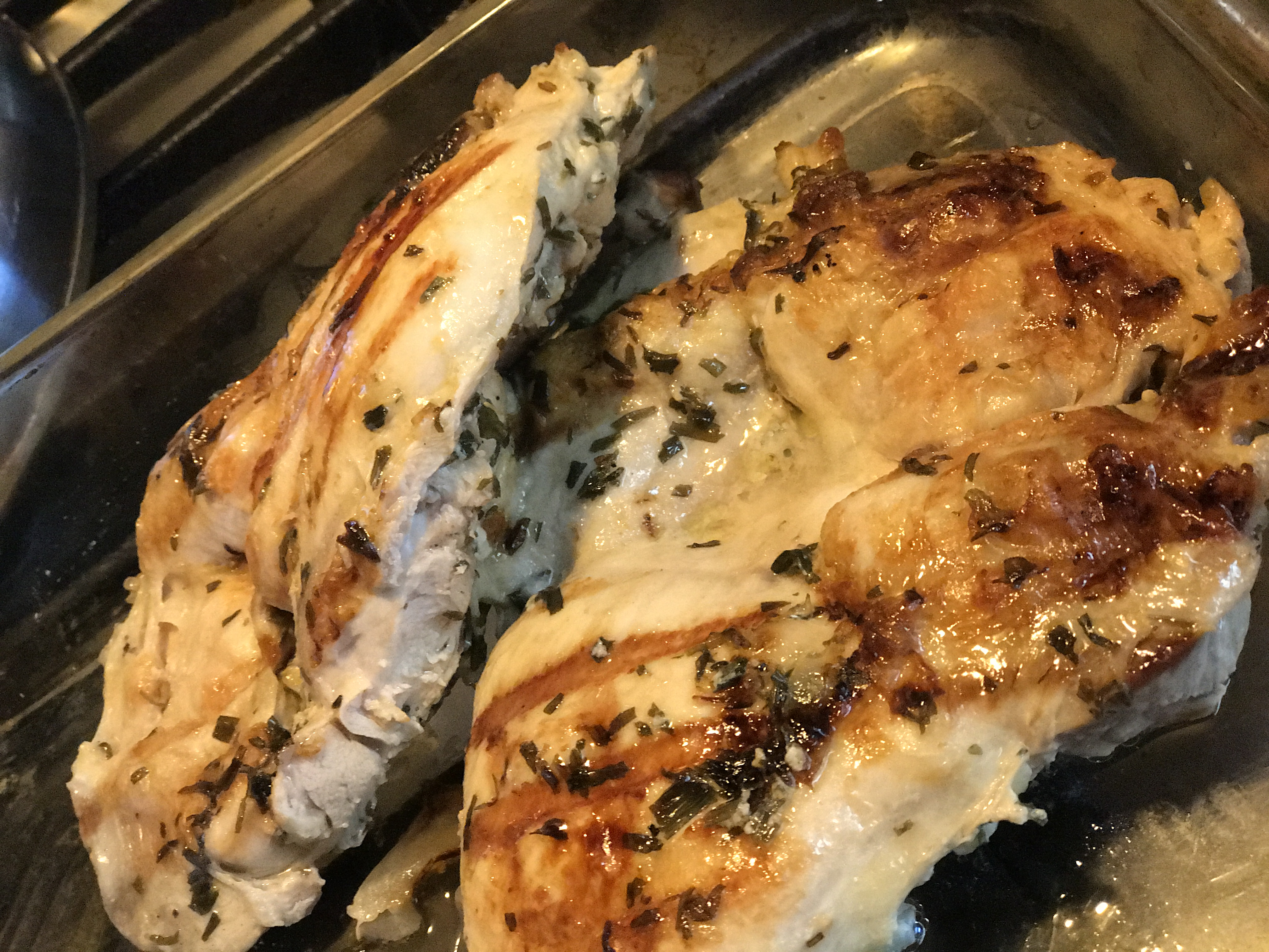 Lime-Tarragon Grilled Chicken Carla Gomez