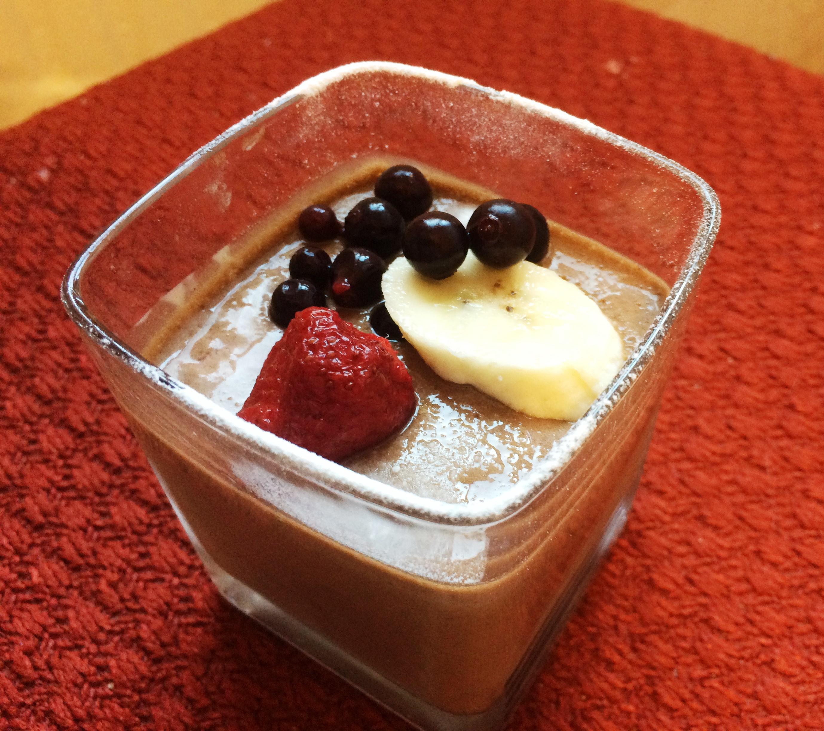 Creamiest Chocolate Mousse image