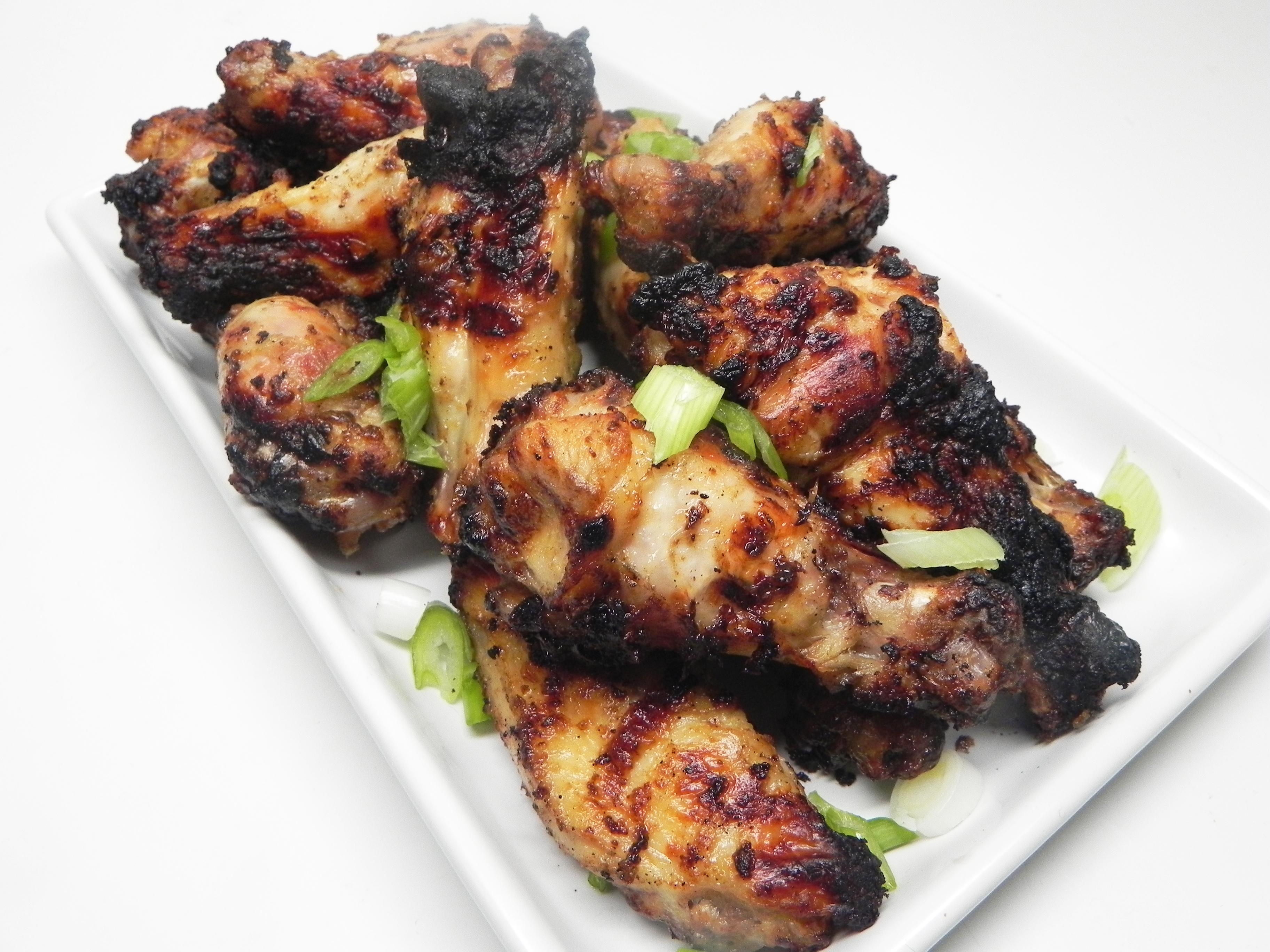 Caesar Grilled Chicken Wings Jennifer P. Ayvazian