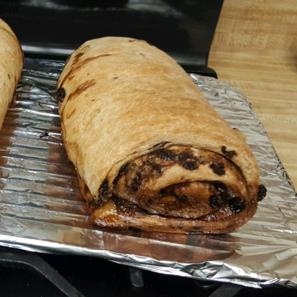Cinnamon Raisin Swirl Bread Frances Wofford