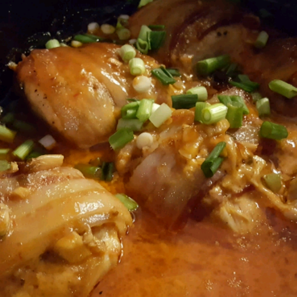 Slow Cooker Moscow Chicken