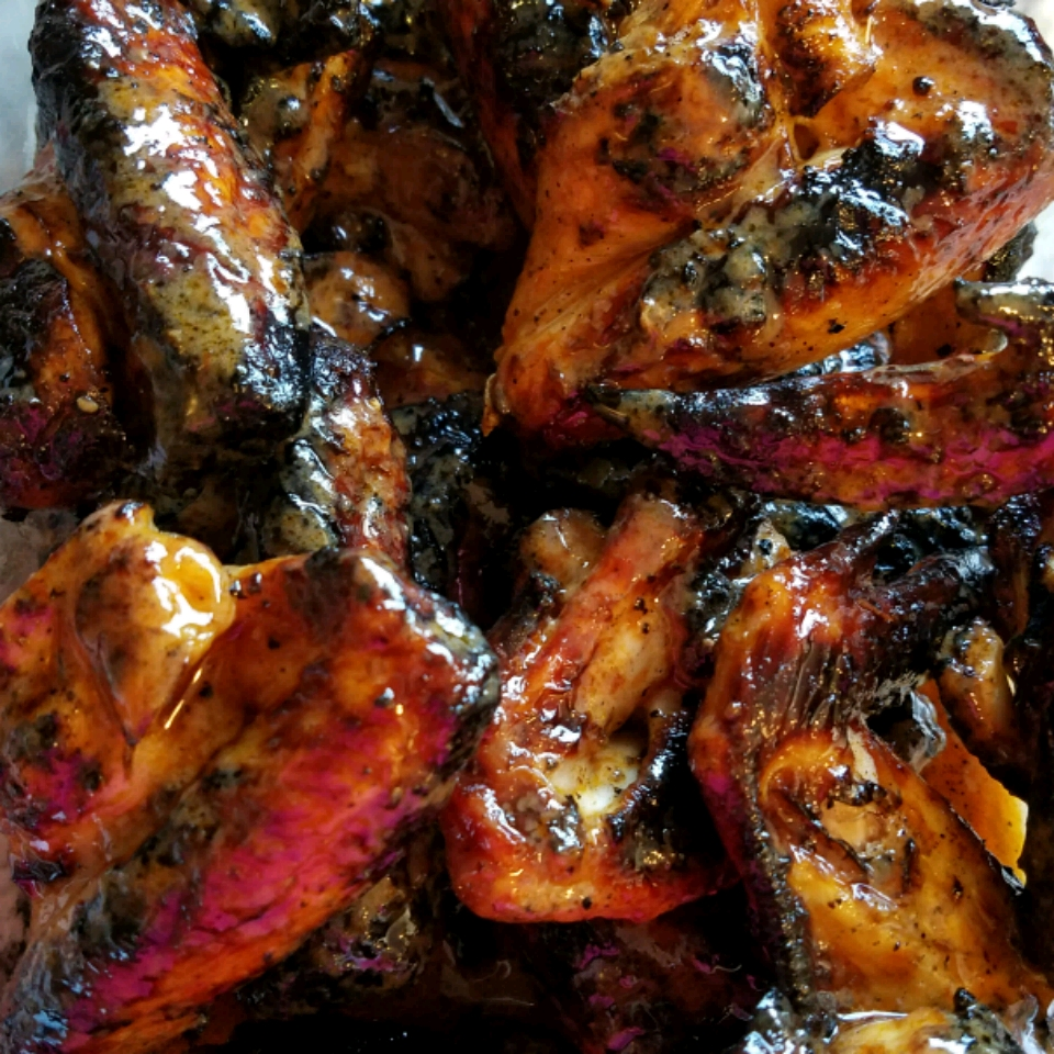 Grill Master Chicken Wings moni