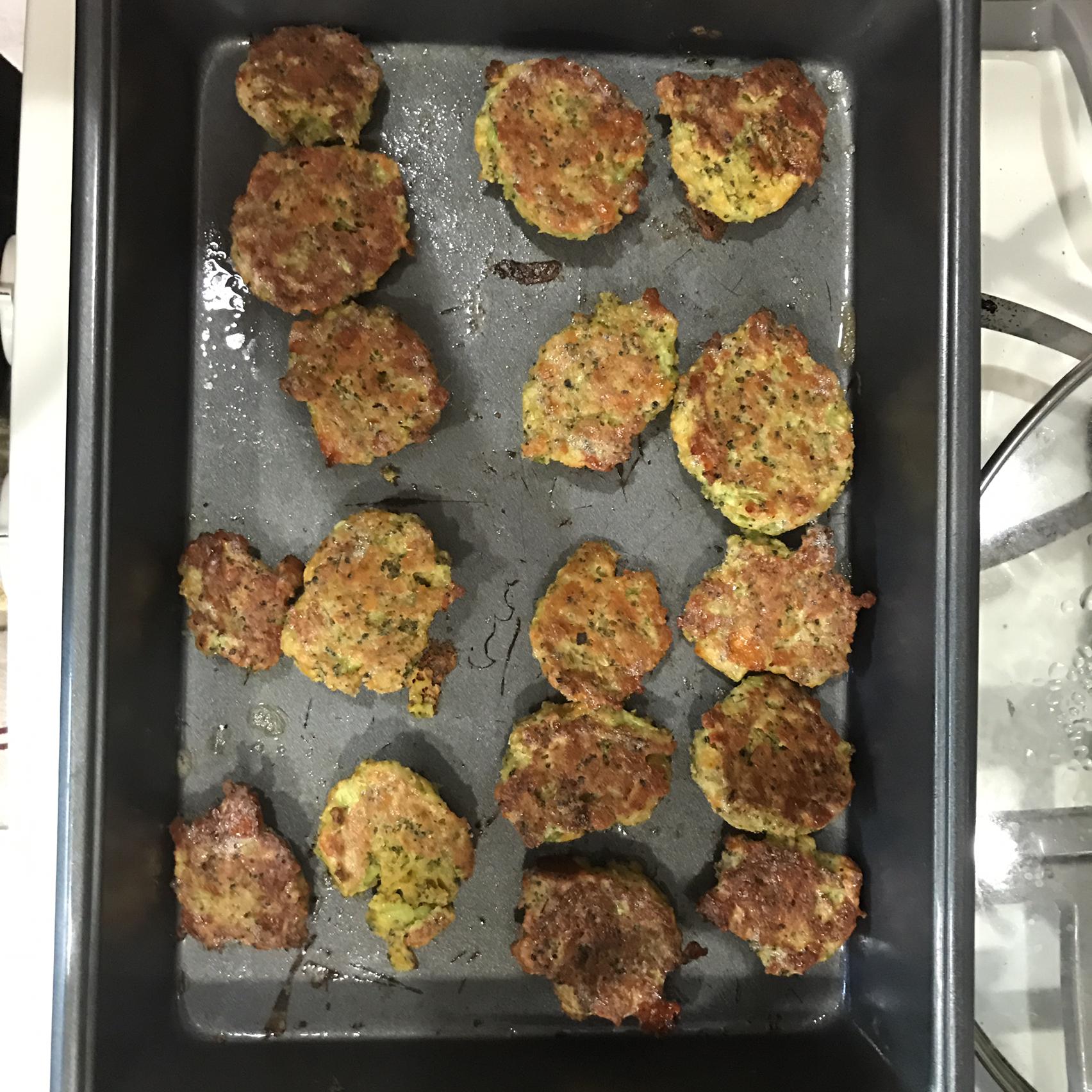 Broccoli and Cheddar Nuggets claugben