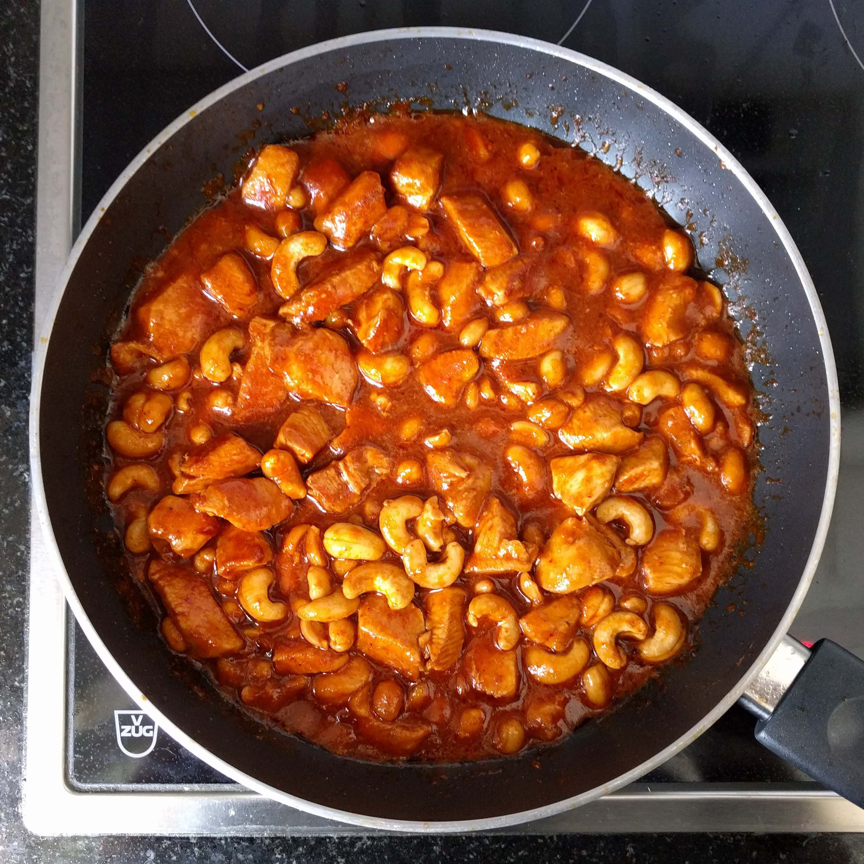 Kung Pao Chicken Andrei