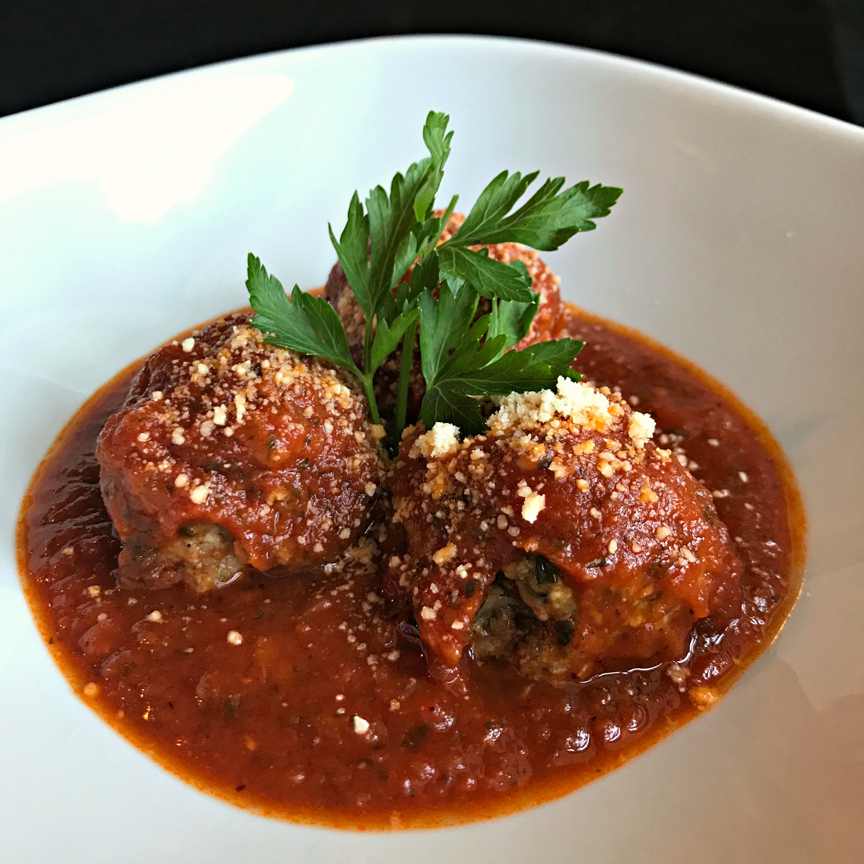 Chef John's Italian Meatballs_image