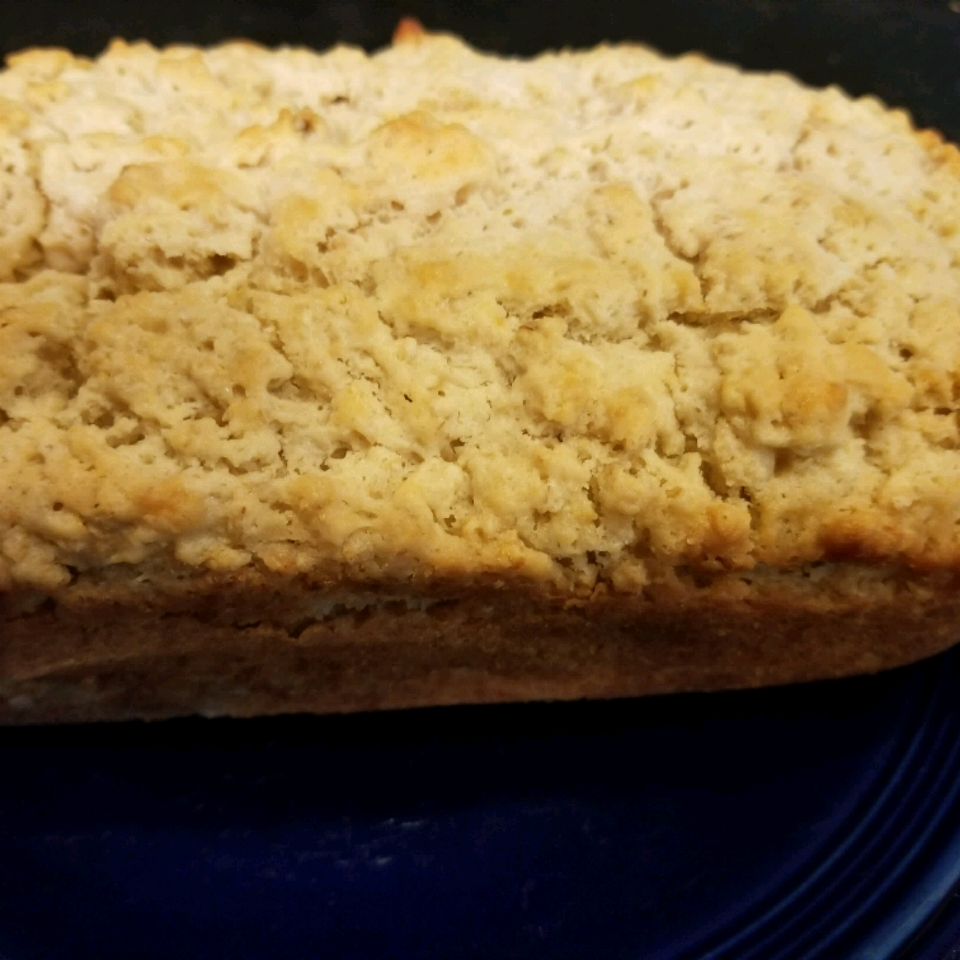 Honey Oat Beer Bread