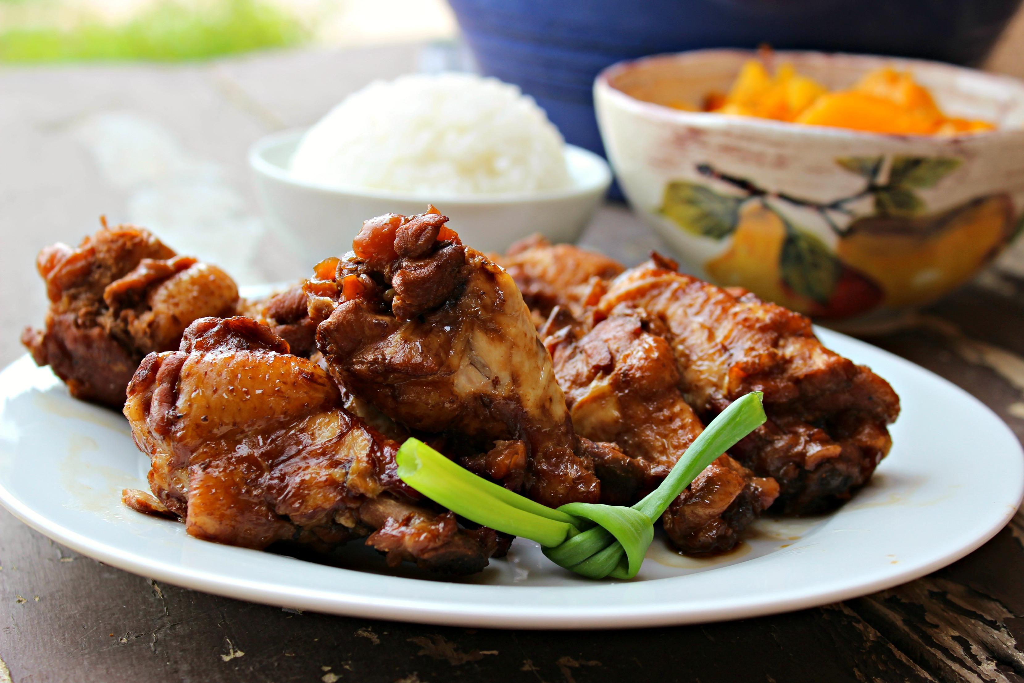 Lolah's Chicken Adobo Diana71